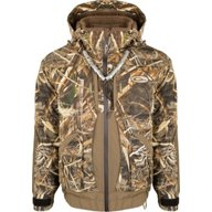 Drake Waterfowl Men's Guardian Elite Boat and Blind Insulated Jacket