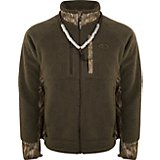 Drake Waterfowl Men's MST Full Zip Sherpa Fleece Hybrid Liner Jacket