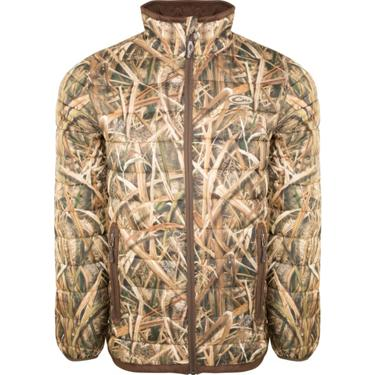 af027430e05 ... Drake Waterfowl Men's LST Double Down Layering Full Zip Jacket. Men's  Jackets & Vests. Hover/Click to enlarge
