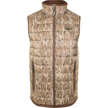 788792598d2 ... Drake Waterfowl Men's LST Double Down Layering Vest. Men's Jackets &  Vests. Hover/Click to enlarge
