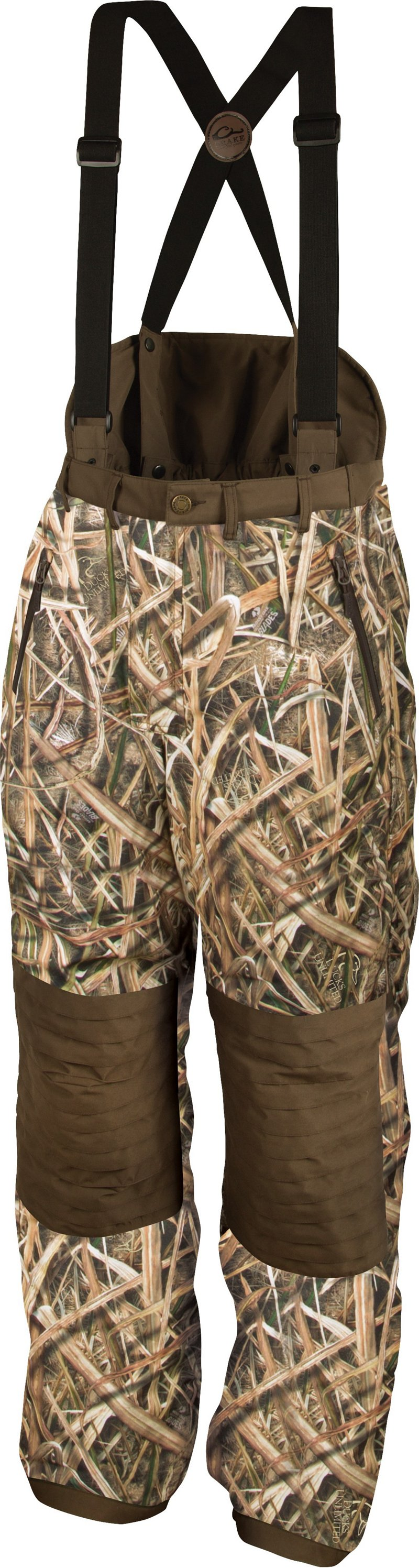 Drake Waterfowl Men's Guardian Elite High Back Insulated Hunting Pants - Camo Clothing, Adult Insulated Camo at Academy Sports thumbnail