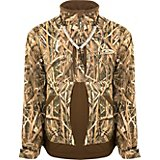Drake Waterfowl Men's Guardian Flex 1/4 Zip Fleece Lined Jacket