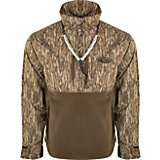 Drake Waterfowl Men's Guardian Flex 1/4 Zip Shell Weight Eqwader Wading Jacket