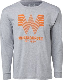 Whataburger Men's Long Sleeve T-shirt