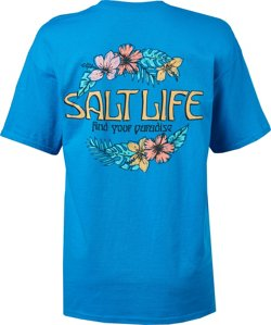 Salt Life Women's Find Your Paradise T-shirt