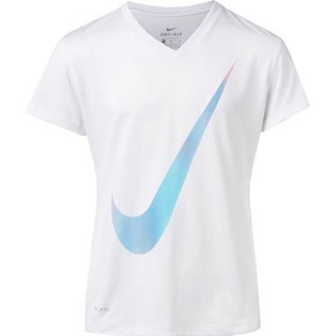 b04bc8e9 Nike Girls' Dri-FIT Legend Unicorn Training T-shirt