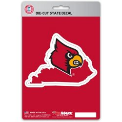 University of Louisville State Decal