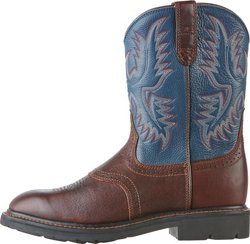 Men's Sierra Saddle Work Boots