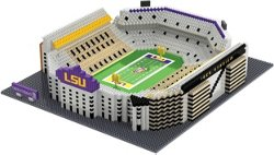 Forever Collectibles Louisiana State University BRXLZ Stadium