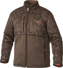 Drake Waterfowl Men's Silencer Double Impact Full Zip Jacket