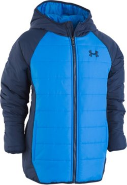 Under Armour Boys' Storm Tuckerman Puffer Jacket