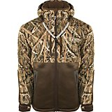 Drake Waterfowl Men's Guardian Flex Full Zip Heavyweight Eqwader Wading Jacket