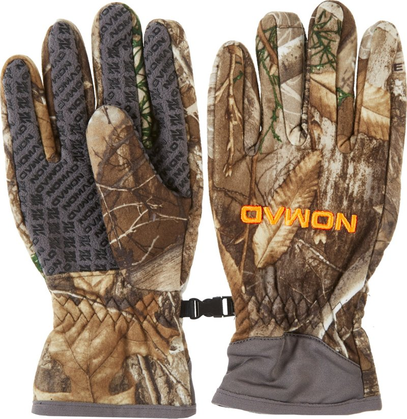 Nomad Men's Harvester Gloves - Camo Clothing, Hunting Gloves at Academy Sports