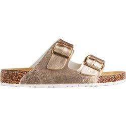 Women's 2-Buckle Slides