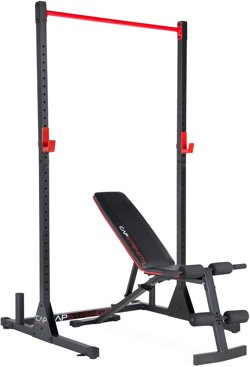 CAP Strength Rack and FID Power Set