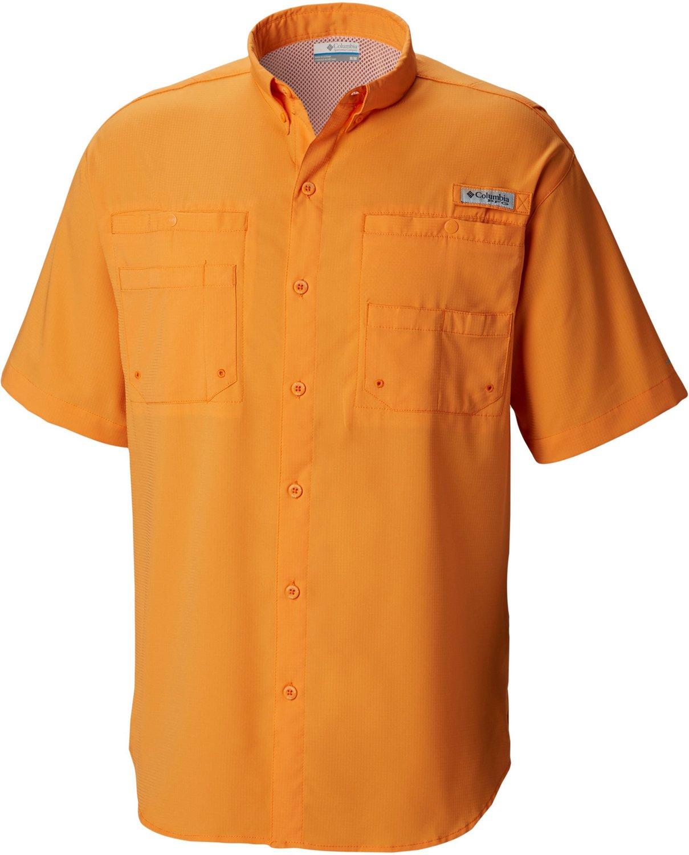 f66879f1d27 Columbia Sportswear Men's PFG Tamiami II Short Sleeve Shirt   Academy