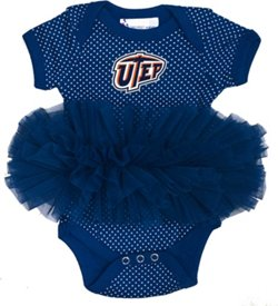 Two Feet Ahead Infants' University of Texas at El Paso Jersey Creeper