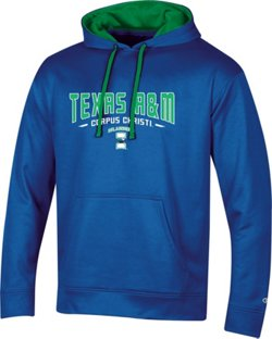 Champion Men's Texas A&M University at Corpus Christi T-Formation 2 Pullover Hoodie