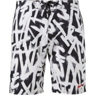 Nike Men's Graffiti Print E-board Swim Shorts