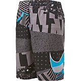 Nike Boys' Printed 1-Piece Swim Bottoms
