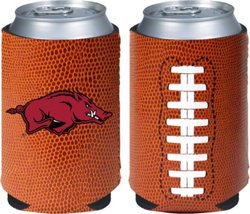 Kolder University of Arkansas Pigskin Coolies 12 oz Can Holder