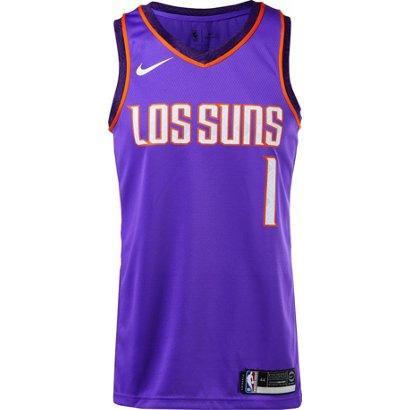 Nike Men s Phoenix Suns Devin Booker Swingman City Edition Jersey ... 9997801c7