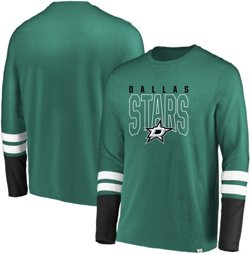Dallas Stars Men's 5-Minute Major Long Sleeve T-shirt