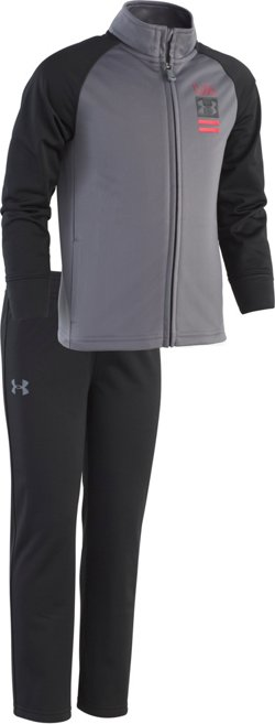 Under Armour Toddler Boys' On The Mark Track Set