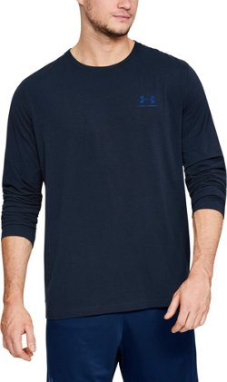 Under Armour Men's Long Sleeve Left Chest Top