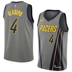 Men's Indiana Pacers Victor Oladipo Swingman City Edition Jersey