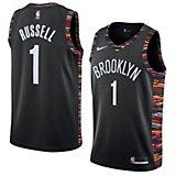 0453321d2 Nike Men s Brooklyn Nets D Angelo Russell Swingman City Edition Jersey