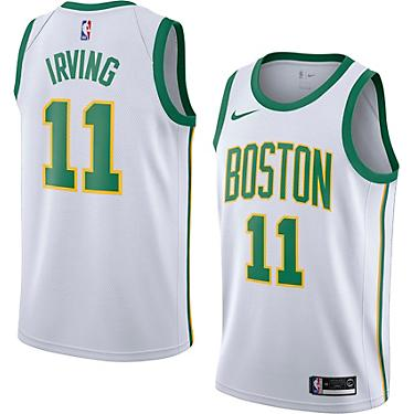 huge selection of 09b98 04b77 Nike Men's Boston Celtics Kyrie Irving Swingman City Edition Jersey
