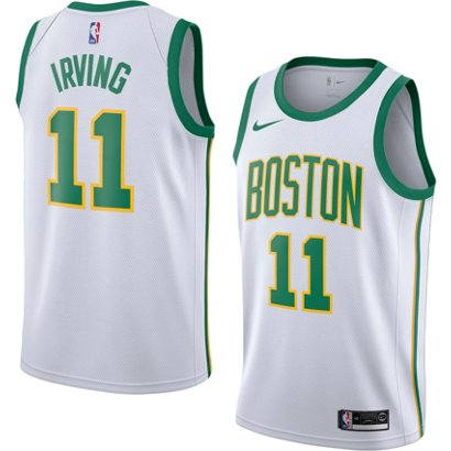 d21a06634ad2 Nike Men s Boston Celtics Kyrie Irving Swingman City Edition Jersey ...