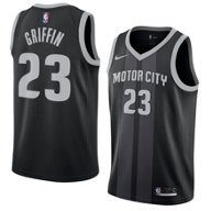 Nike Men's Detroit Pistons Blake Griffin Swingman City Edition Jersey
