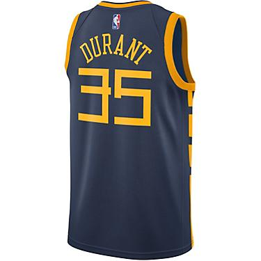 cheap for discount 39e01 3ca52 Nike Men's Golden State Warriors Kevin Durant Swingman City Edition Jersey