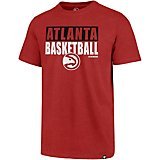Atlanta Hawks Blockout Club T-shirt a6a8f345f4f6