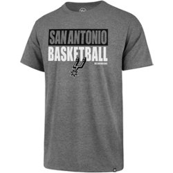 San Antonio Spurs Blockout Club T-shirt