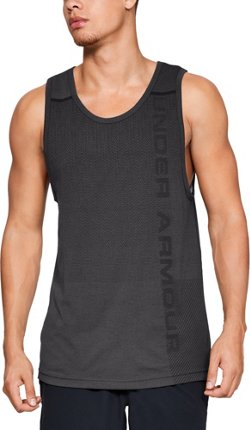 Men's Vanish Seamless Tank Top