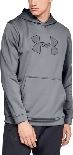 Men's Big Logo Fleece Hoodie