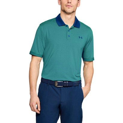 445e46123 ... Under Armour Men's Performance Patterned Golf Polo Shirt. Men's Shirts.  Hover/Click to enlarge