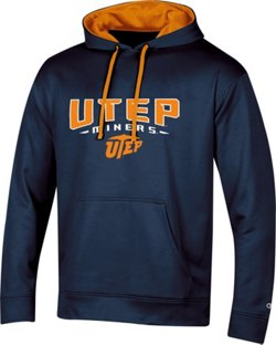 Champion Men's University of Texas at El Paso T-Formation 2 Pullover Hoodie