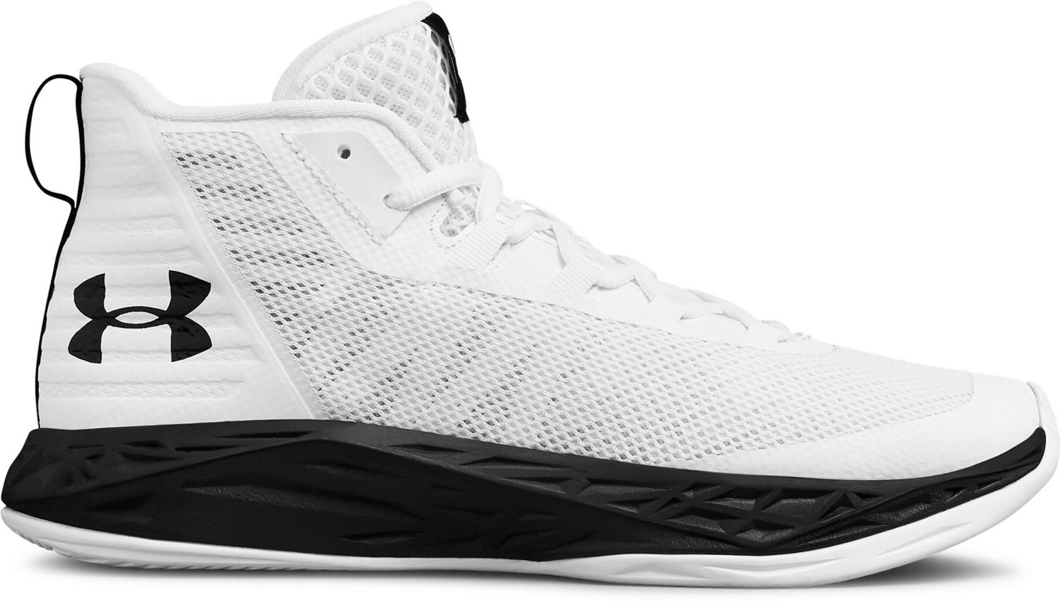 Display product reviews for Under Armour Women's Jet Mid Basketball Shoes