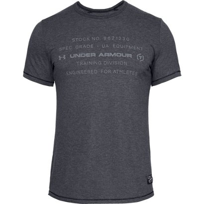 22b719549 Under Armour Men's Sportstyle Triblend Graphic T-shirt | Academy