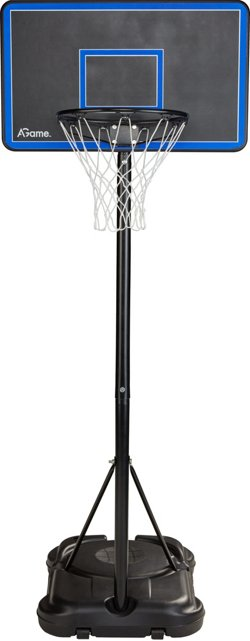 32 in Portable Polyethylene Basketball Hoop