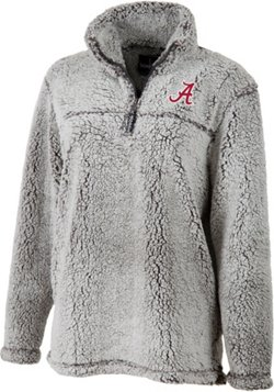 Boxercraft Women's University of Alabama Plus Size Sherpa Pullover