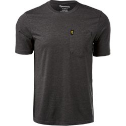 Men's Buckmark Tag Pocket T-shirt