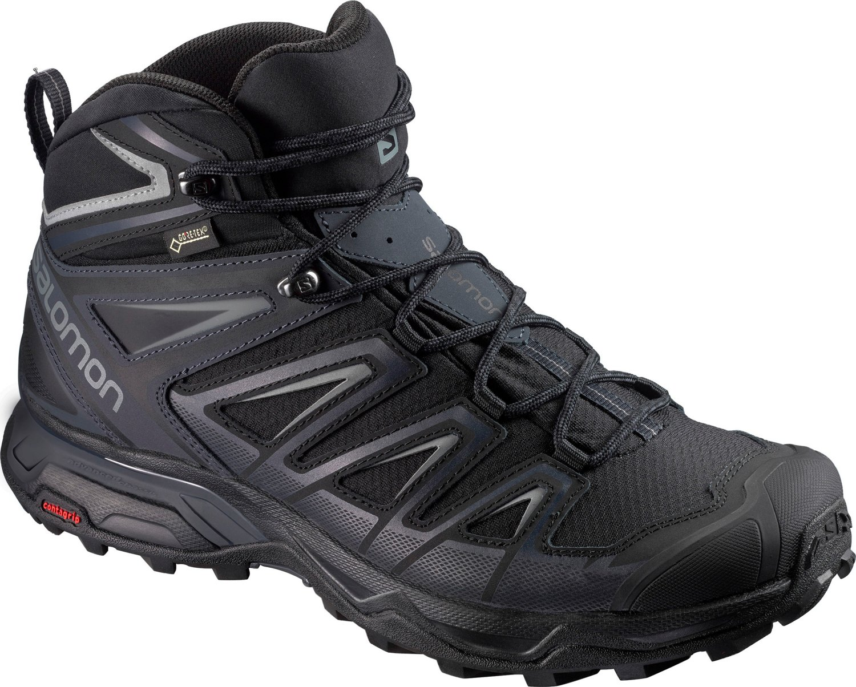 premium selection 64ff4 fd739 Salomon Men's X Ultra 3 Mid GTX Hiking Shoes