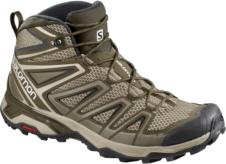 a299bbb7dc Salomon Men's X ULTRA 3 MID AERO Hiking Shoes