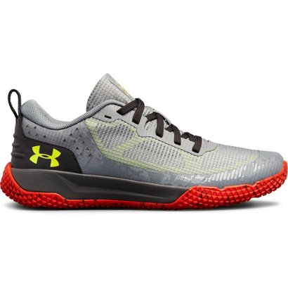 1d995477e1ce Under Armour Boys  Grade School X Level MainShock Running Shoes ...