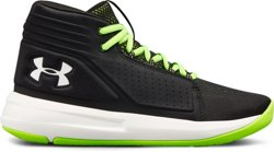Under Armour Boys' Grade School Torch Mid Basketball Shoes